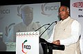 """The Union Minister for Labour and Employment, Shri Mallikarjun Kharge addressing the conference on """"Safety for Sustainable Manufacturing Growth"""", in New Delhi on July 14, 2011.jpg"""