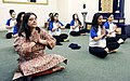 The Union Minister for Women and Child Development, Smt. Maneka Sanjay Gandhi participating in a programme (Yoga for pregnant women), on the occasion of the 4th International Day of Yoga 2018, in New Delhi on June 21, 2018.JPG