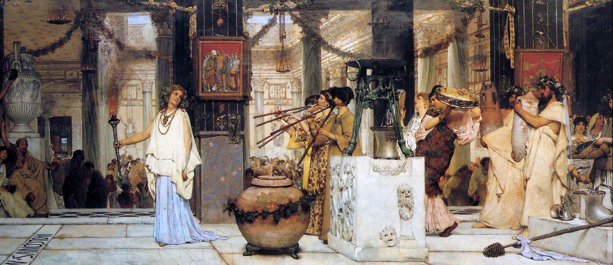 Festivit romane wikipedia - Le 12 tavole romane ...