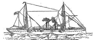 """Rio de Janeiro Affair - """"The War Ship Detroit"""", 29 January 1894, New York Times."""