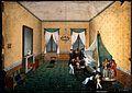 The death of Napoleon Bonaparte. Wellcome V0036149.jpg