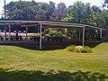 The former train station at Cascade Park, New Castle, Pennsylvania.jpg