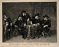 The governors of the leper asylum at Amsterdam admitting a b Wellcome V0006686.jpg