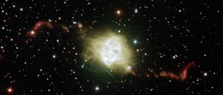 The planetary nebula Fleming 1 seen with ESO's Very Large Telescope.tiff