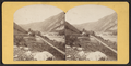 The railroad Delaware Water Gap Pa, from Robert N. Dennis collection of stereoscopic views.png