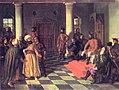Theodor Aman - Vlad the Impaler and the Turkish Envoys.jpg