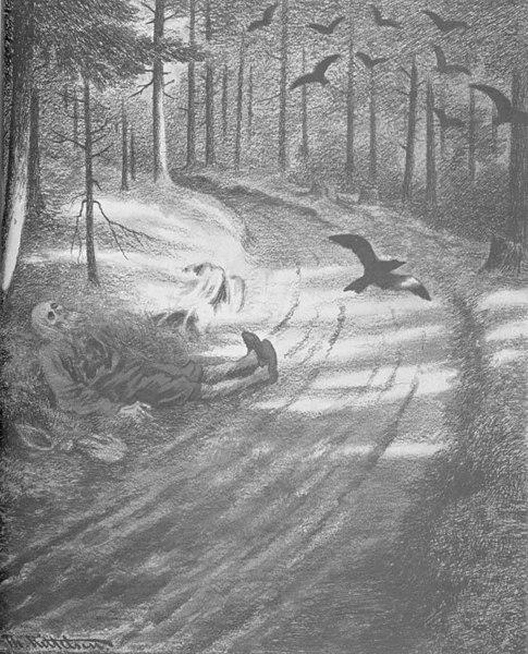 File:Theodor Kittelsen - Fattigmannen, 1894-95 (The Pauper).jpg