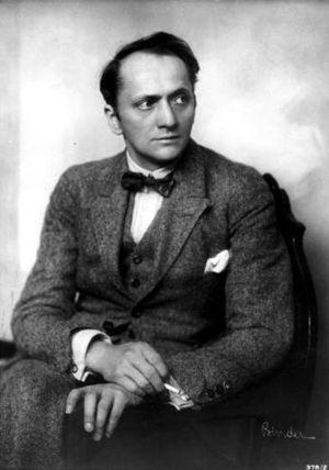 Theodor Loos - Theodor Loos, c. 1920.