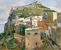 Capri, 1890, Collezione Carmen Thyssen-Bornemisza, Museo Thyssen-Bornemisza, Madrid