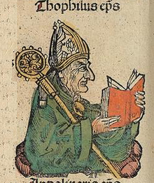 Theophilus of Antioch - Wikipedia