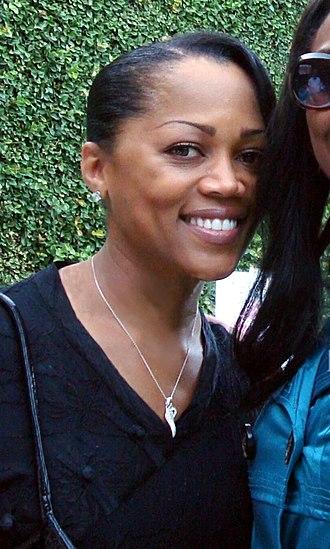 Theresa Randle - Theresa Randle in 2013