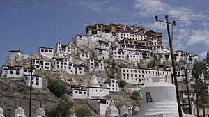 Thikse Monastery - Thikse Monastery