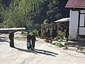Thinleygang Primary School, Bhutan 2005. Photo- Andrew Adzic, AusAID (10729709845).jpg