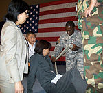 Third Army-ARCENT shares medical information with Kyrgyzstan 110901-A-SF624-001.jpg