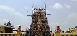 Thiruppaarththanpalli - Image of the temple