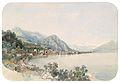 Thomas Ender Blick über den Comer See auf Bellaggio.jpg