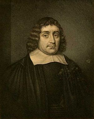 English: Portrait of Thomas Fuller (17th century)