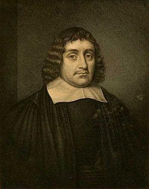English: Portrait of Thomas Fuller (17th century)
