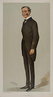 Thomas Sanderson, 1st Baron Sanderson British Baron