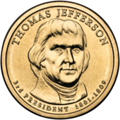 Thomas Jefferson – Dollar