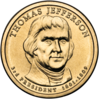 Thomas Jefferson Presidential $1 Coin obverse.png