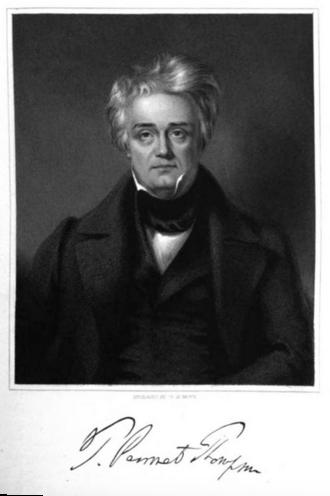 Thomas Perronet Thompson - Thomas Perronet Thompson, portrait by George Hayter