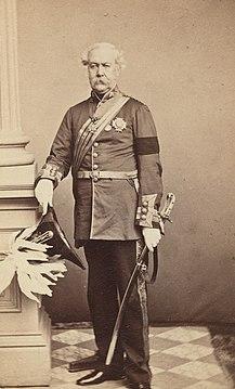 Thomas Simson Pratt British Army general