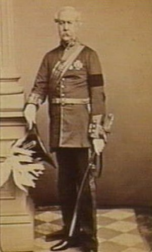 Thomas Simson Pratt - Pratt as major-general, c. 1864