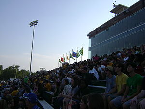 Arkansas Tech University - Image: Thone Stadium at Arkansas Tech University