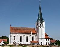 Tiefenbach-Ast Hauptstraße 128 - Kirche 2014.jpg
