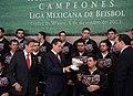 Tigres de Quintana Roo with Enrique Pena Nieto (11243326613).jpg