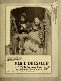 <i>Tillie Wakes Up</i> 1917 film by Harry Davenport