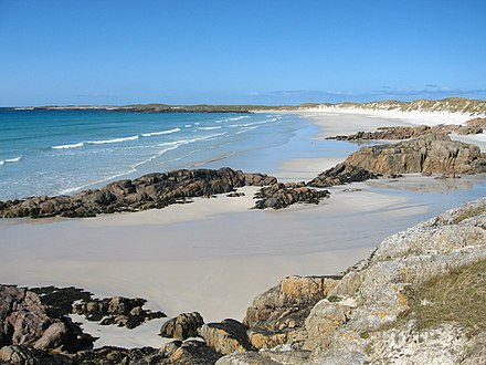 Tiree, one of the sunniest locations in Scotland Tiree 3.JPG