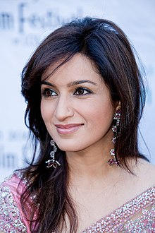 Tisca Chopra at the IFFLA 2009 (01).jpg