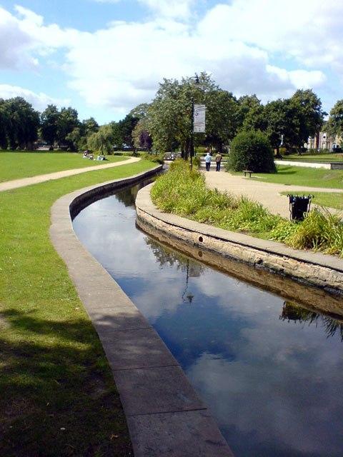 Titchfield Park, Mansfield - geograph.org.uk - 535910