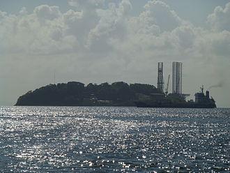 Cronstadt Island - Image: Tn T Chaguaramas Cronstadt Island