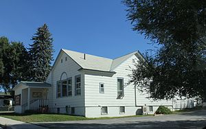 Eureka, Montana - Tobacco Valley Community Center