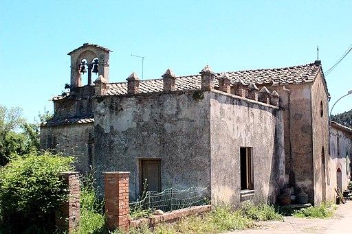 Pieve di Santa Maria Assunta in Tocchi