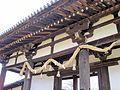 Todai-ji Tegai-mon National Treasure 国宝東大寺転害門40.JPG