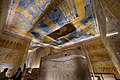 Tomb of Ramses IV in Valley of the Kings on West Bank of Luxor Egypt.jpg