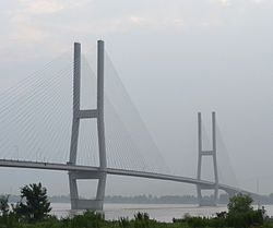 Tongling Yangtze River Bridge.JPG