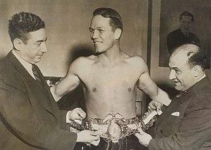 Tony Zale - Tony Zale in 1941