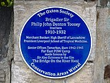 Toosey plaque, Rose Mount, Oxton.jpg