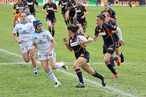 Women's rugby union - Wikipedia