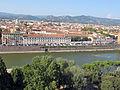 Torre di san niccolò veduta firenze 05 San Girolamo delle Poverine Ingesuate.JPG