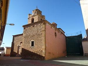 Torrelapaja - Image: Torrelapaja Iglesia de Nuestra Señora de Malanca 01