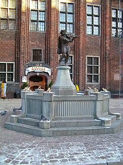 Torun pomnik Flisaka