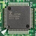 Toshiba MK1403MAV - hard disk controller - Fujitsu MB90242A-91558.jpg