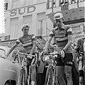 Tour de France , in Charleroi, de Nederlandse ploeg. Daan de Groot, Bestanddeelnr 908-7403.jpg