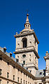 Tour gauche église monastère El Escorial Espagne.jpg